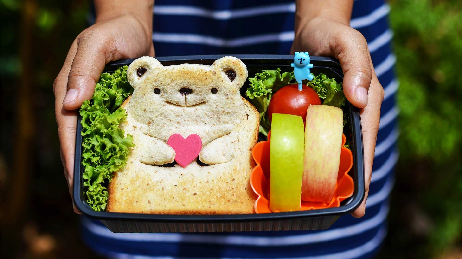 conoce alternativas de un lunch balanceado para este regreso a clases