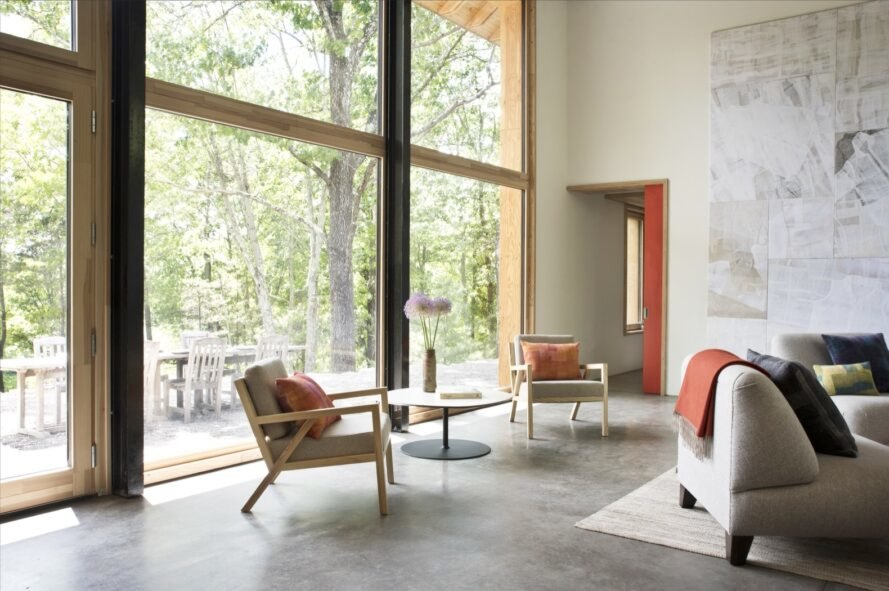 Diseño ecológico para calentar y enfriar un hogar
