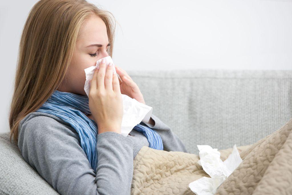 Cómo tratar la gripe y tos