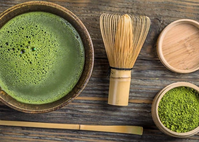 Beneficios para la salud del té matcha