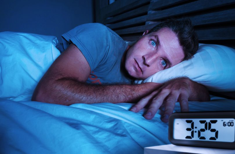Como dormir tranquilamente