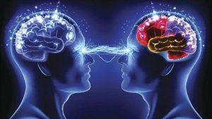 Personas con diferentes mentalidades