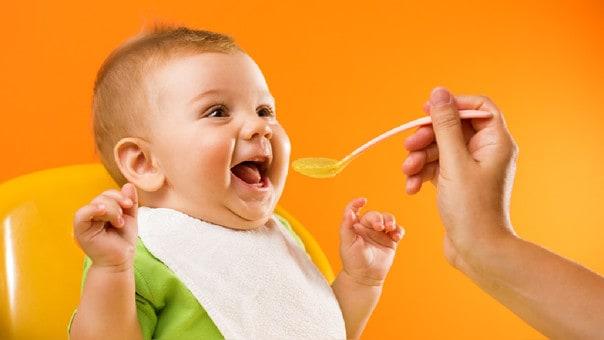 El mejor menú para tu bebé