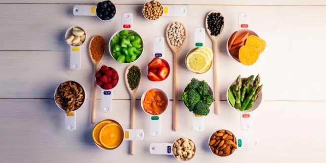 Alimentos ricos en vitaminas y minerales