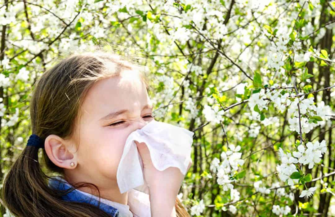 son peligrosas las alergias en los niños