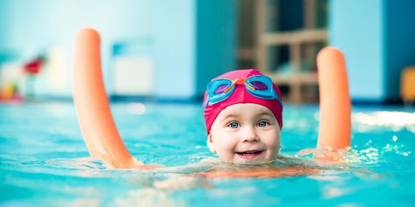 como aprender a nadar