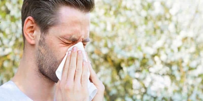 como saber si es alergia