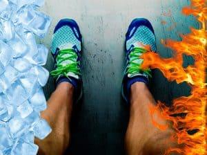 frío o calor en el ejercicio