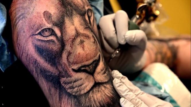 cuidado del tatuaje