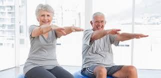 ejercicio para adultos mayores