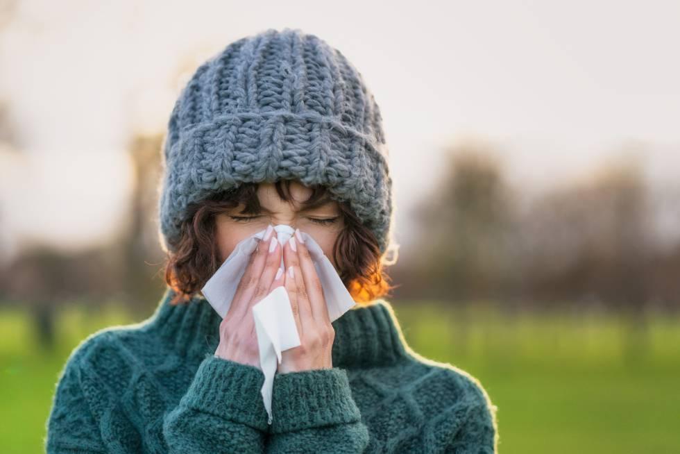 síntomas del resfriado