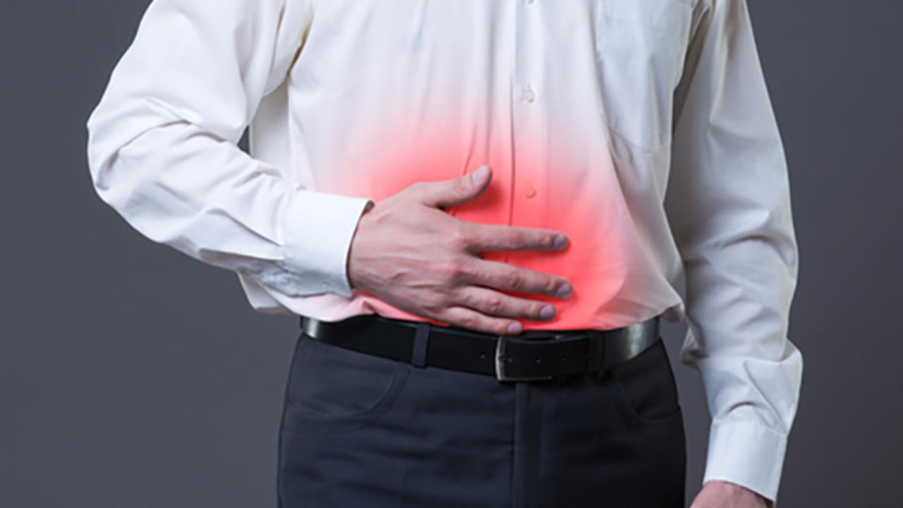 úlcera en el estomago
