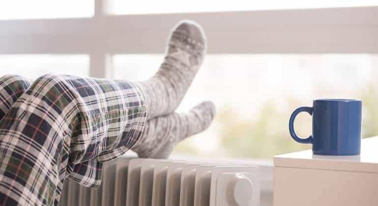 La calefacción podría ser peligrosa