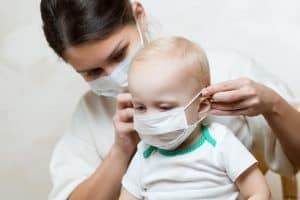 aisla a tu hijo del coronavirus