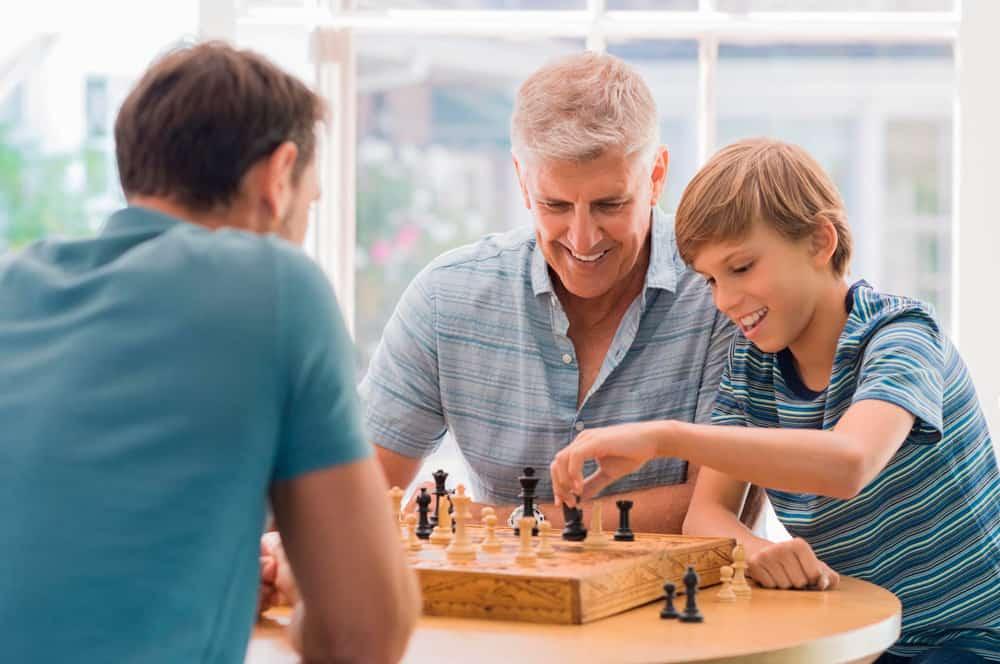 Los beneficios del ajedrez para la salud