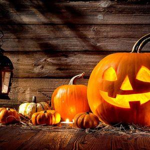 Organiza una fiesta de Halloween