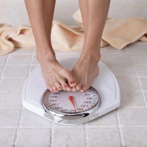 El peso ganado durante el confinamiento