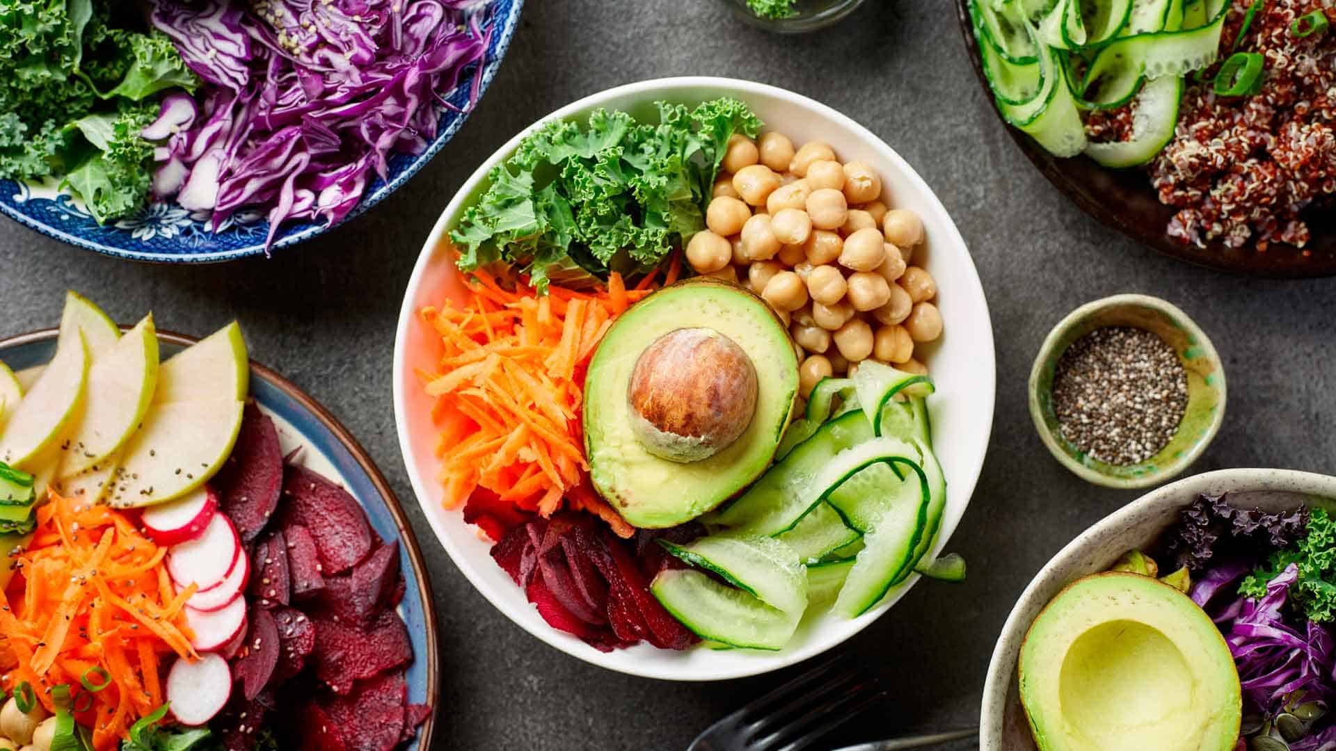 ¿Dieta vegana para perder peso?